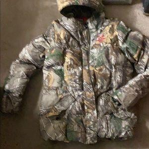 Realtree camo women's jacket